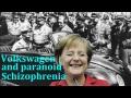 NEONAZI delivers warning with German VW propaganda